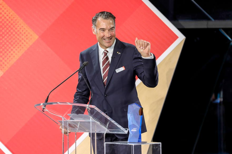 Dr John Muecke, Australian of the Year 2020